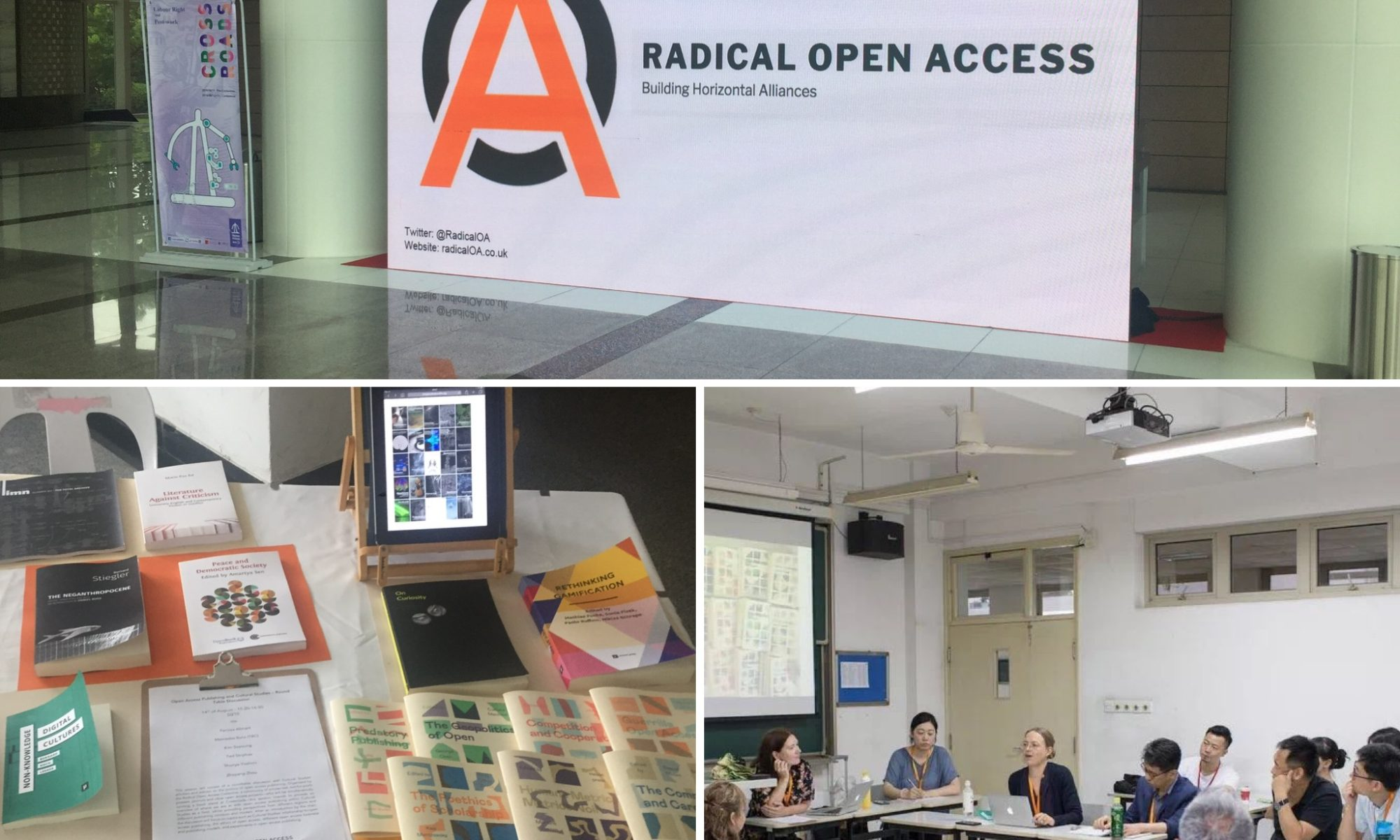 1a2ffbee1afc93 Last year, during open access week, the Radical Open Access Collective  re-launched with a new website, a directory of academic-led presses and an  ...